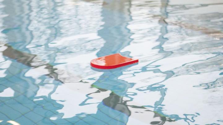 Swimming pool boiler install